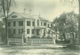 Dickinson Historic House in Manotick Ontario